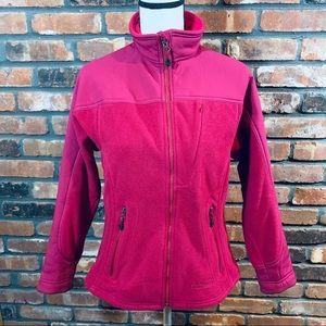 🌻 L.L. Bean Full Zip Insulated Fleece Jacket mn